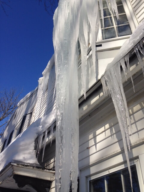 Roof Snow Ice Removal Rochester Ny Amp Surrounding Areas