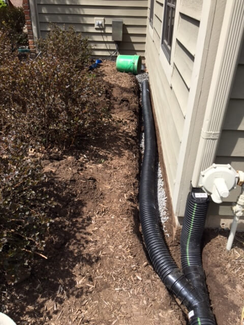 gutter drainage rochester ny interior exterior free inspections