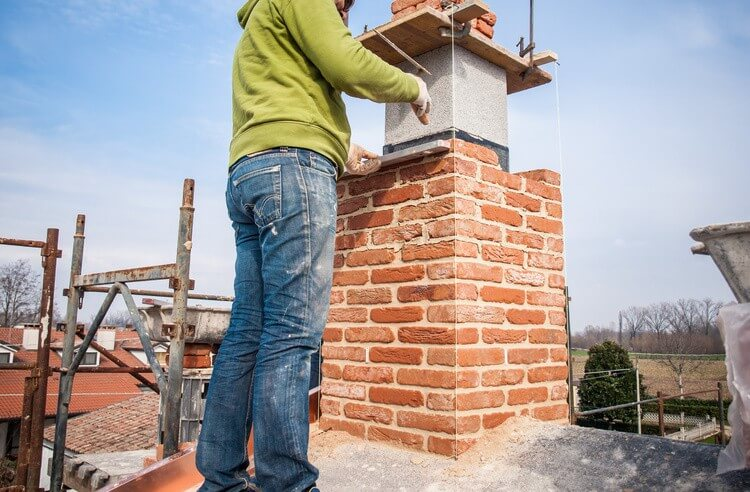 Chimney Repair Top to Bottom Home Improvement Company LLC Rochester NY