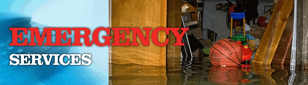 Emergency Service Basement Flooding
