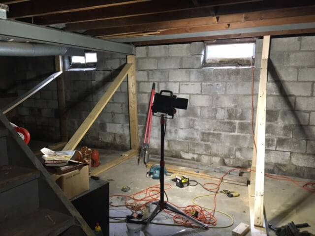 Structural Foundation Repair Jacking Bracing Rochester Ny