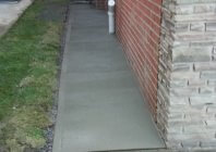 Concrete Entrance Walkway, Basement Waterproofing, Roofing, Chimney Repair, Foundation Repair, Mold Removal, Rochester NY